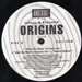 JAHKEY B, PRESENTS ORIGINS - 5 Cut EP (Can You Tell Me / God / Don't Go Away / Open Up Baby)