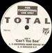 TOTAL - Can't You See (E-Smoove Rmx)