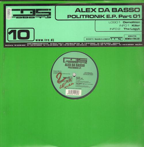 Alex Da Basso - Robots Attack