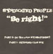 SYNDICATED PEOPLE - Be Right!