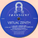VIRTUAL ZENITH - Hypnotic Shift / Firhouse