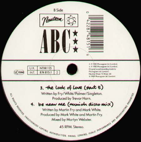 ABC - The Real Thing (The Remix EP)