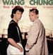WANG CHUNG - Wake Up, Stop Dreaming / Black-Blue-White