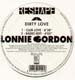 LONNIE GORDON - Dirty Love