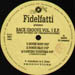 FIDELFATTI - Back Groove Vol 1 EP - New Sound Of Underground