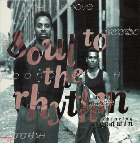 SOUL TO THE RHYTHM - One On One Love - Feat. Godwin
