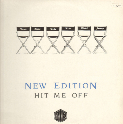 NEW EDITION - Hit Me Off