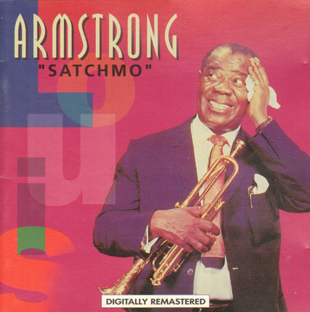 Louis Armstrong Satchmo Verve Cd 527 009 2