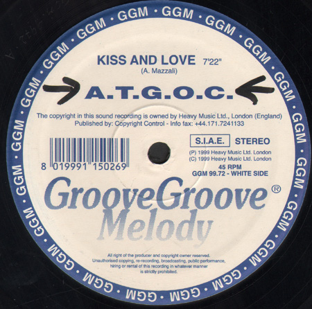 A.T.G.O.C. - Kiss And Love