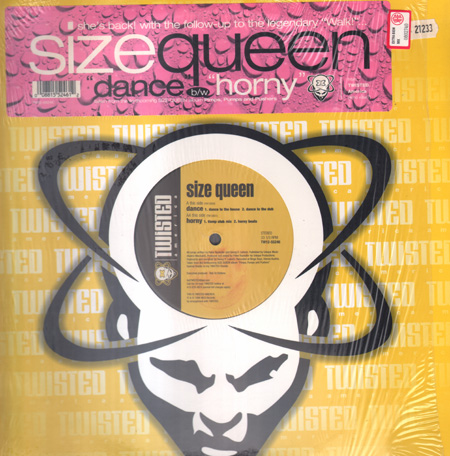 SIZE QUEEN - Dance / Horny