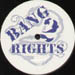 VARIOUS - Bang 2 Rights Vol.1