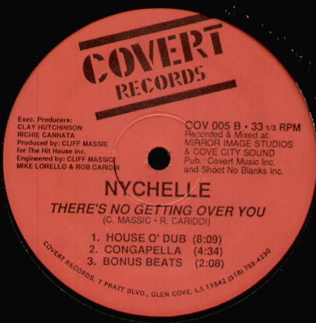 NYCHELLE - There's No Getting Over You