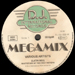 THE HOUSE SOUND OF CHICAGO  - The House Sound Of Chicago - Megamix Vol. 1 - The Dance-House-Power-Remix
