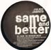 JULIEN JABRE - The Sneakers Freaks Club Vol. 4 - Same And Better