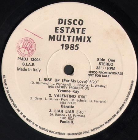 Various Multimix Album