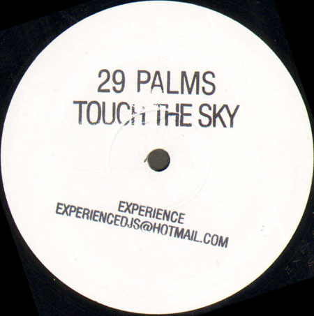 29 PALMS - Touch The Sky