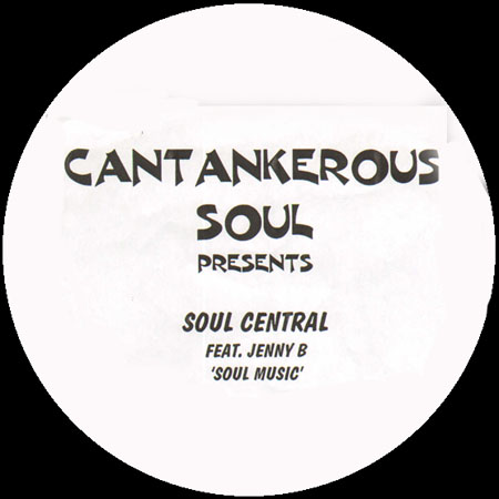 SOUL CENTRAL FEAT. JENNY B - Soul Music