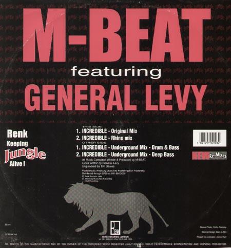 M Beat M-BEAT - Incredible  Remixes