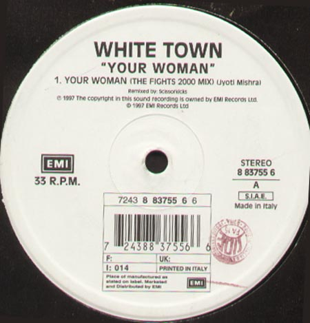 White town your woman single