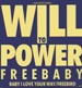 WILL TO POWER - Freebaby EP