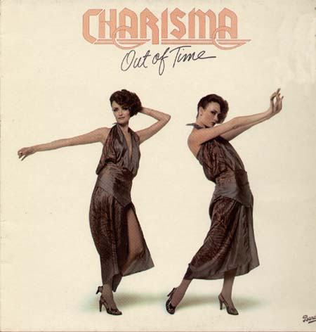 CHARISMA AND THE FANTASY ORCHESTRA - Out Of Time