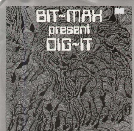 Bit Max Dig It Beat Club Vinyl 12 Inch Bcr 00990