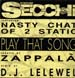 STEFANO SECCHI - Play That Song (DJ Lelewel Remix) / Strength, Feat. Nasty Chat Of 2 Static