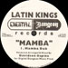 LATIN KINGS - Mamba