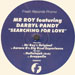 MR. ROY - Searching For Love, Feat Darryl Pandy