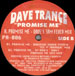 DAVE TRANCE - Promise Me (Dubtribe Sound System Mix)