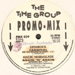 VARIOUS (LIONROCK / MAGIC MARMALADE / INSTITUTION / DIGITAL SAPPERS) - The Time Group Promo-Mix 29 (Carnival / Again 'N' Again / Rock The Place / Out Of Control)