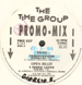 VARIOUS (SWAG / OPEN BILLET / K.C. ELEMENT / DANAEH) - The Time Group Promo-Mix 37 (Temptation / Need Love / Won't You Come With Me / Walk Away)