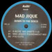 MAD JIQUE - Down To The Disco