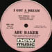 ABU BAKER - I Got A Dream