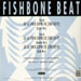 FISHBONE BEAT - Je Le Fais Express (Satisfy)