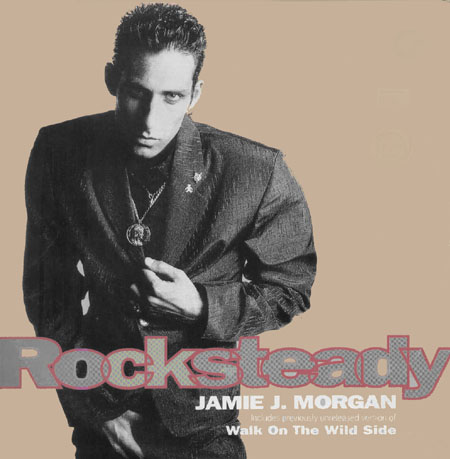 JAMIE J. MORGAN - Rocksteady - 12 inch x 1
