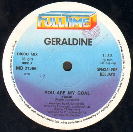 Geraldine Cordeau - Don't Want To Find Out