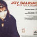 JOY SALINAS - Give Me A Break