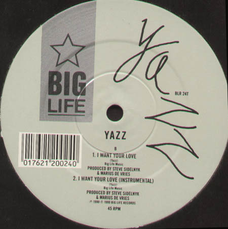 YAZZ - Treat Me Good