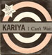 KARIYA - I Can't Wait / Let Me Love You For Tonight