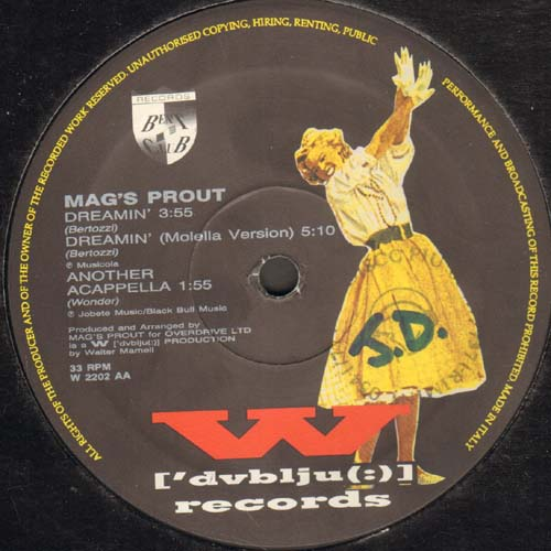 MAG'S PROUT - Another (I Wish) In The Wall