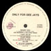 VARIOUS (LEE MARROW / HOUSECREAM / U-4-YA / DIEGO DONATI / HERA /  SPIRIT) - Special For Dee Jays 19 (Biggest Dick / I Can't Go On / What Is Love  / He's Not Dancing / Hypnotic Sistem / I'll Fly For You / Shake Your Body)