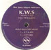 K.W.S. - Hold Back The Night, Feat. The Trammps (The Joey Negro Rmxs)