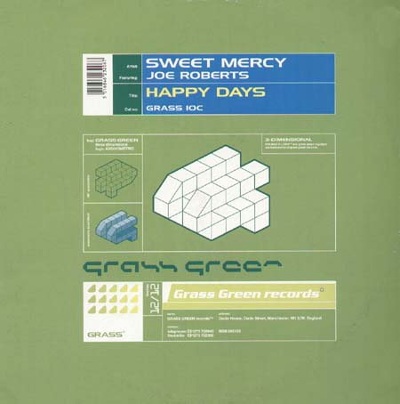 SWEET MERCY - Happy Days - Feat. Joe Roberts (Morales Rmx)