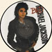 MICHAEL JACKSON - Bad (Limited Picture Disc)