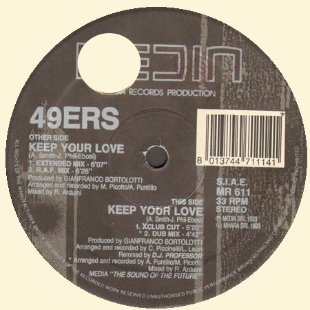 49ERS - Keep Your Love