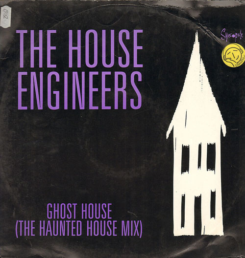 HOUSE ENGINEERS - Ghost House (The Haunted House Mix)