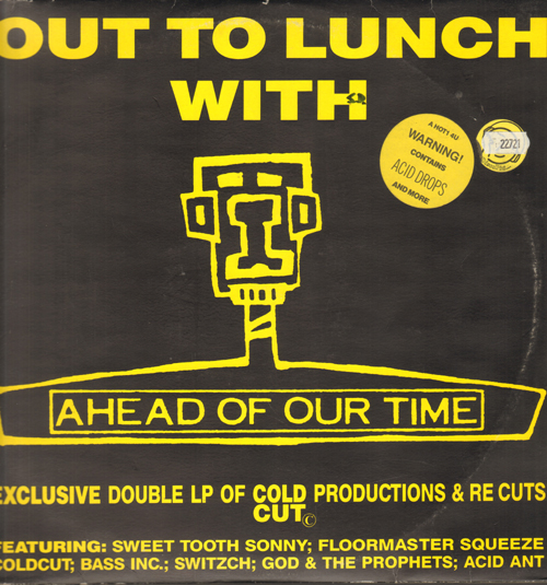 VARIOUS - Out To Lunch With Ahead Of Our Time