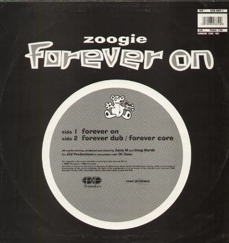 ZOOGIE - Forever On (Three Mixes)