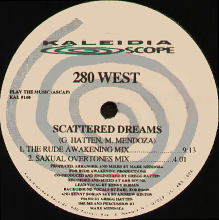 280 WEST - Scattered Dreams